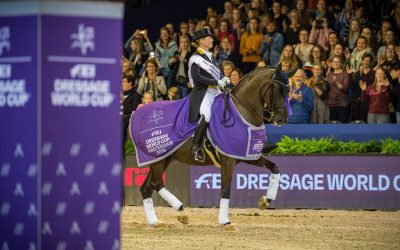 JUMPING AMSTERDAM KIEST VOOR HIPPIC PROJECTS
